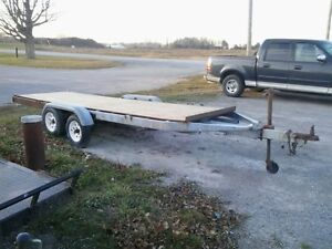Atv / Snowmobile Trailer for sale