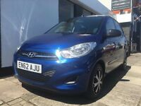 Hyundai I10 1.2 Classic 5dr ONLY £20.00 PER YEAR ROAD TAX