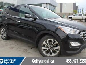 2016 Hyundai Santa Fe Sport 2.0T Limited Nav Pano Roof One Owner