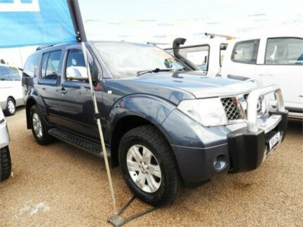 2005 Nissan Pathfinder R51 ST-L 5 Speed Sports Automatic Wagon Minchinbury Blacktown Area Preview