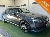 2014 Mercedes E Class E220 170BHP Auto SE **Finance & Warranty** (passat,a6,520d)