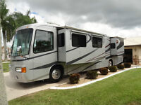 BEAUTIFUL TOP-LINE TRAVEL SUPREME DIESEL PUSHER - Will Trade