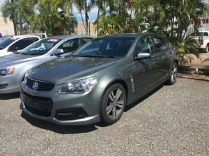 2015 Holden Commodore VF SV6 Grey 6 Speed Auto Active Select Sedan Hidden Valley Darwin City Preview