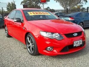 2008 Ford Falcon FG XR6 5 Speed Sports Automatic Sedan Murray Bridge Murray Bridge Area Preview