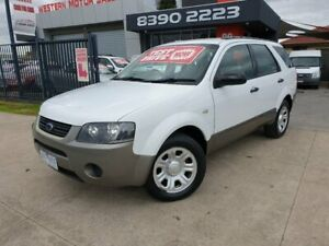 2007 Ford Territory SY MY07 Upgrade TX (RWD) 4 Speed Auto Seq Sportshift Wagon Deer Park Brimbank Area Preview