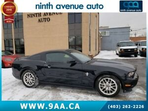 2012 Ford Mustang V6 Premium 2dr Coupe, Automatic