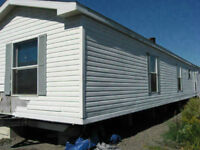Park Model Mobile Home - Will trade for item of equal value.