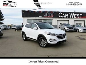 2017 Hyundai Tucson SE | AWD SUV | MOONROOF | LEATHER |