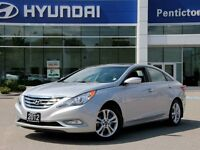 2012 Hyundai Sonata Limited with Navigation