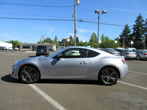 2015 Scion FR-S Coupe (2 door) - Silver