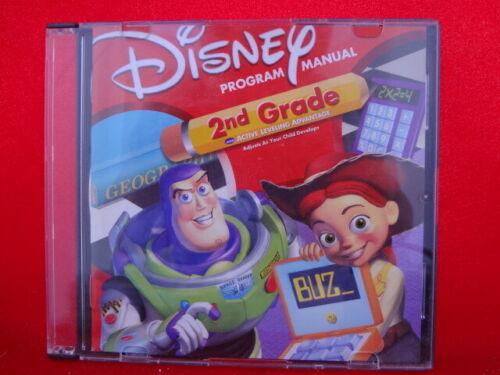 Dysney Pixar Buzz Lightyear. 2nd Grade with Active Leveling Advantage