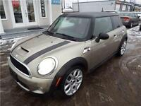 2007 MINI Cooper S (automatique !!)