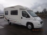 2009 LUNAR HOME CAR P59 4 BERTH LOW PROFILE MOTORHOME WITH ONLY 9K MILES ANDERSON MOTORHOME SALES
