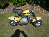 Honda QA 50 Monkey Bike PX Swap Uk Delivery