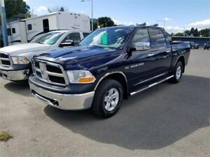 2012 RAM CREW CAB 4X4 - JUST LIKE NEW BREATHTAKING CLEAN
