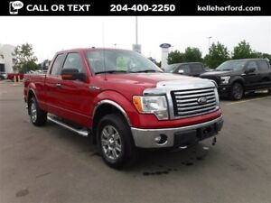 2011 Ford F-150 XTR SuperCab 4x4