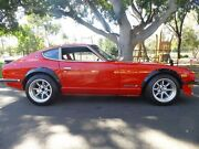 1976 Datsun Fairlady Z Red Manual Coupe Concord Canada Bay Area Preview