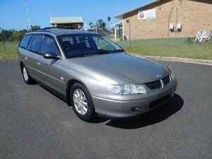 2002 Holden Commodore VX II Acclaim Green 4 Speed Automatic Wagon Ballina Ballina Area Preview