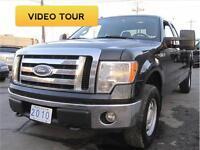 **VIDEO TOUR** 2010 Ford F-150 XLT Supercab Long Box •159,000KM•
