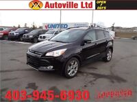 2013 Ford Escape SEL AWD LEATHER PANORAMIC ROOF NAV