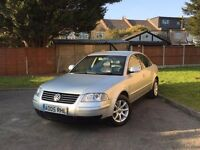 Volkswagen Passat 1.9 TDI PD Highline 4dr GENUINE LOW MILES