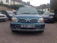 Nissan Micra 1.0 16v S 3dr£995 one owner