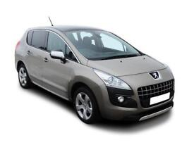 2011 PEUGEOT 3008 1.6 HDi 112 Sport 5dr