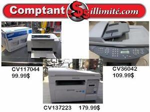 Imprimante de qualité disponible chez Comptant illimite.com