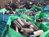 Seasoned Hardwood Logs For Sale and Free Kindling