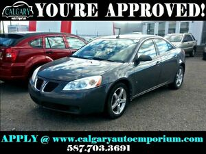 2008 Pontiac G6 $99 DOWN EVERYONE APPROVED