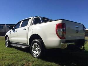2016 UP-SPEC XLT EDITION FORD RANGER DUAL CAB WITH EXTRA'S