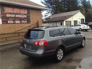 2007 Volkswagen Passat Wagon****FULLY LOADED***ONLY 115KMS London Ontario image 2