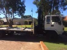 HIAB TRUCK The Vines Swan Area Preview