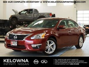 2015 Nissan Altima SL w/Technology Package
