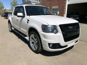2009 Ford Explorer Sport Trac Adrenalin AWD