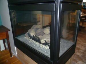 Decorative Gas Fireplace