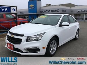2016 Chevrolet Cruze LT 2LT | SUNROOF | LEATHER | AUTO