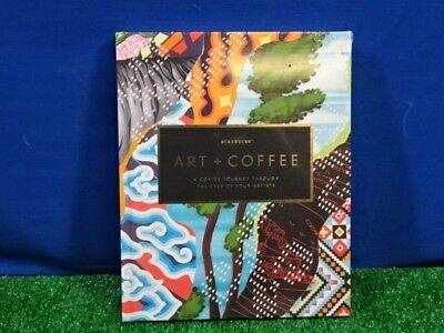 Starbucks Coffee Table Book Art + Coffee Journey  New