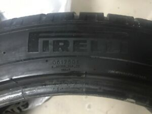 4 Winter tires 245 / 45 R 20