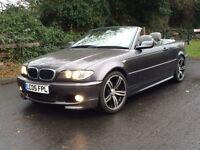 BMW 318i M SPORT Convertible **TOP SPEC** Not Mercedes Audi
