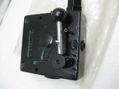Hci-prince C-465 Hydraulic Lever Flow Control Valve 0073 New Unused