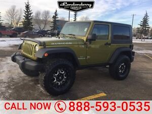 2007 Jeep Wrangler 4WD RUBICON Accident Free,