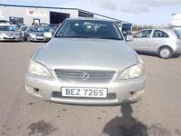 Lexus IS 200 SE AUTO 2L Y148 ONY PETROL MANUAL 2001