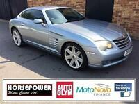 2004 Chrysler Crossfire 3.2 2dr Petrol silver Automatic