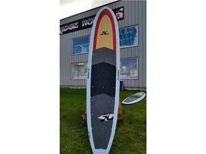 Stand Up Paddle Board 12-2 ATR2 Red Bamboo