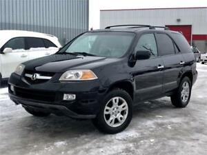 2006 ACURA MDX TOURING AWD 197,000KM CUIR / TOIT / DVD / MAGS !