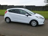 2012 FORD FIESTA EDGE ECONETIC TDCI 65000 MILES ZERO ROAD TAX