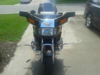 1984 Goldwing Interstate - Safetied - REDUCED TO SELL