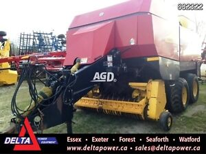 2008 New Holland BB940A Large Square Baler