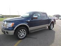 2009 Ford F150 SuperCrew 4x4 KING RANCH